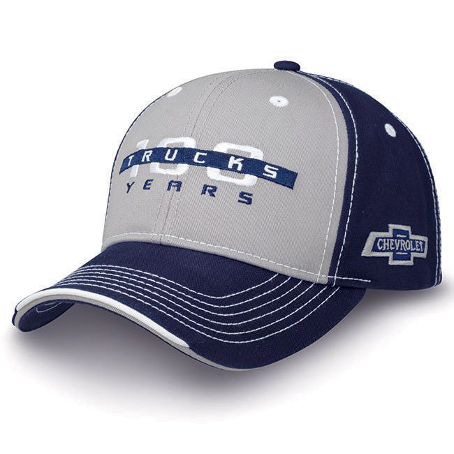 91a144a8ee806 Hats 52365  Chevy 100 Year Logo Tipped Value Cap Gray Blue Baseball Cap  Silverado Centennial -  BUY IT NOW ONLY   15.99 on  eBay  chevy  tipped   value ...