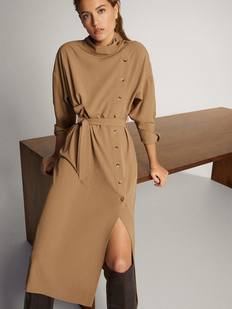 Dresses & Jumpsuits - COLLECTION - WOMEN - Massimo Dutti ...