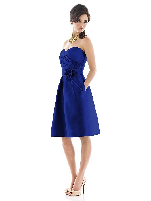 Thought this would be a cute bridesmaid dress, and it has pockets ...