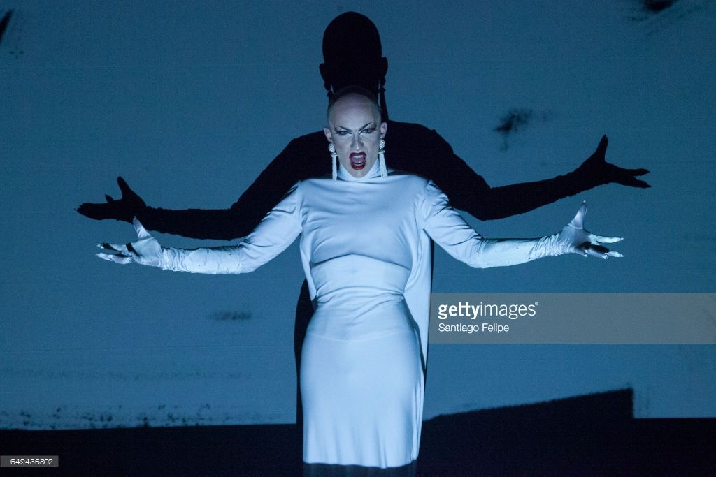 Sasha Velour performs onstage during 'RuPaul's Drag Race ...