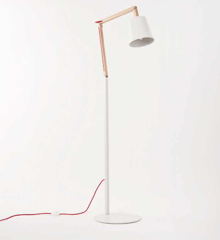 Powder white angle floor lamp 20 w h i t e pinterest floor powder white angle floor lamp 20 aloadofball Gallery