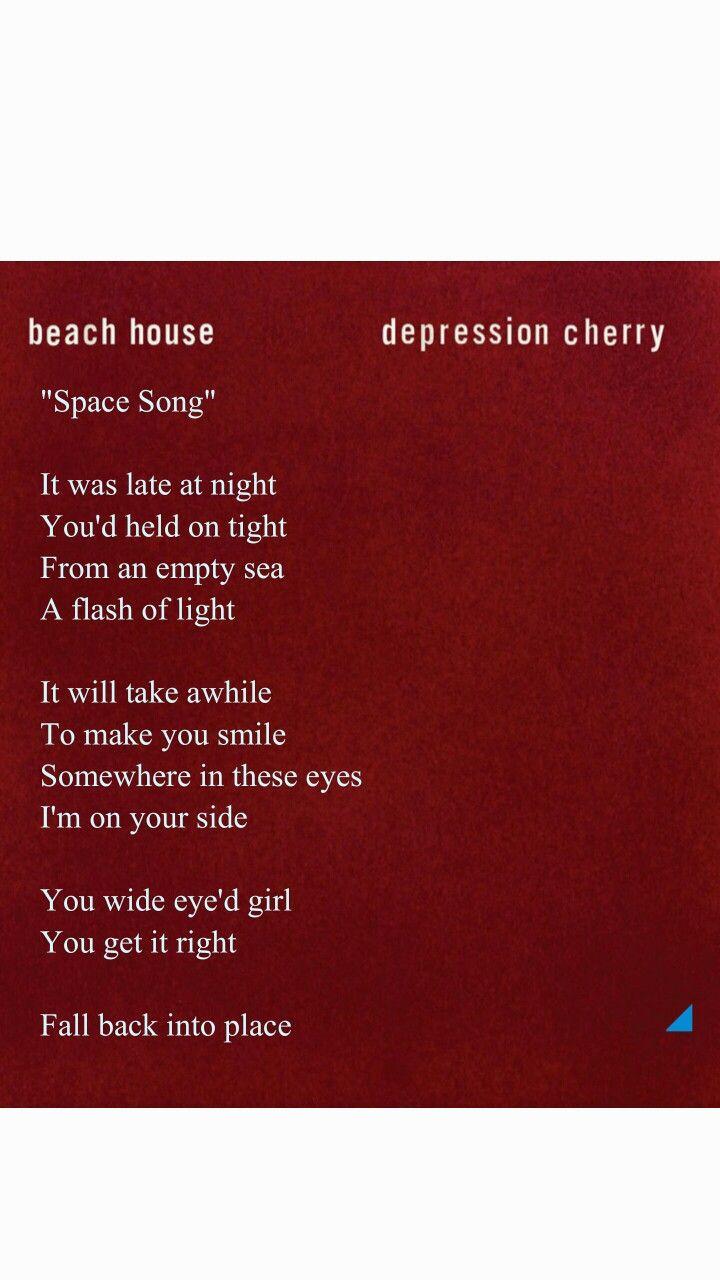 The Hours Beach House Lyrics : hours, beach, house, lyrics, Space, Song