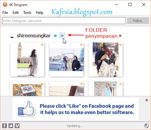 Cara Menyimpan Foto Dari Instagram Di Laptop Pc Tanpa Atau Dengan