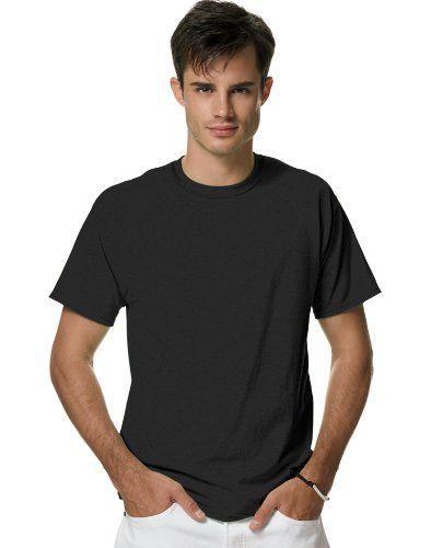 0cbec9f8fd1c Hanes Men's X-Temp Performance T-Shirt | Tops & Tees | T shirt, Men ...