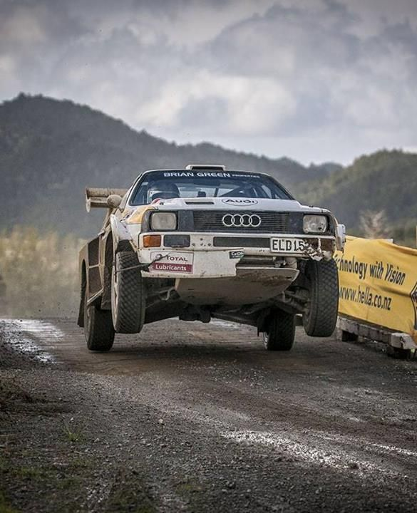 This Is What Life Is Like With An Audi Sport Quattro In: Rally Car, Audi, Audi Quattro
