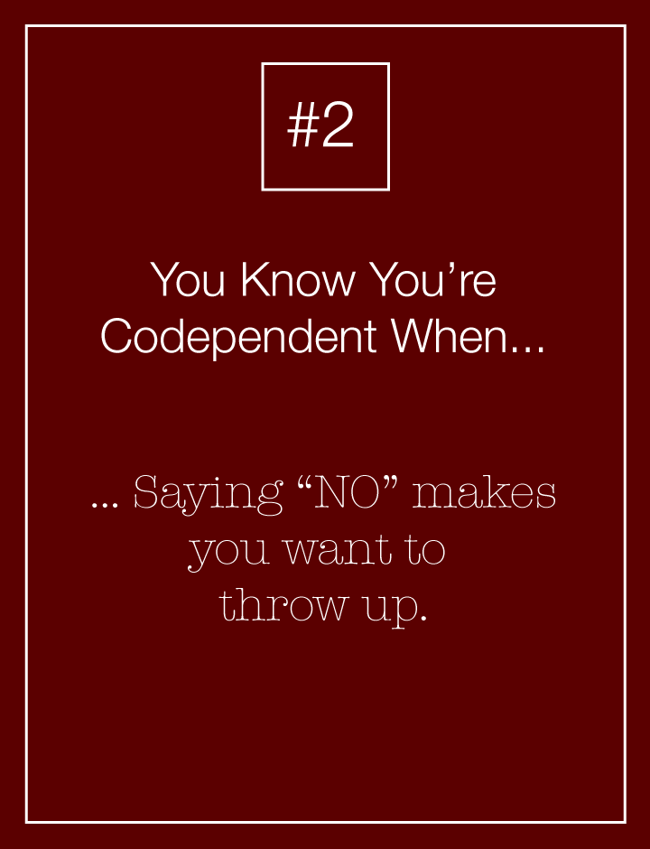 Codependent quiz