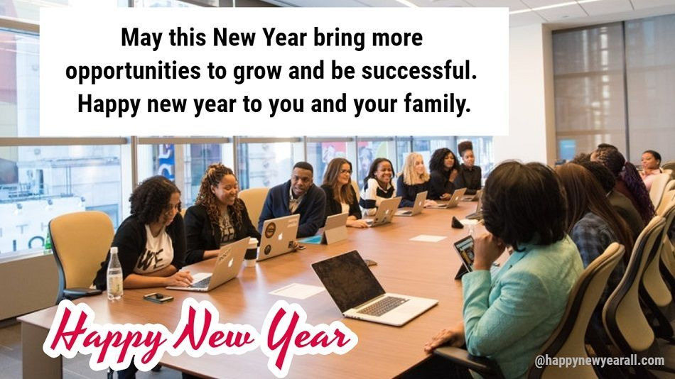 Happy New Year Colleagues Happy New Year Message New Year Message New Year Wishes Messages
