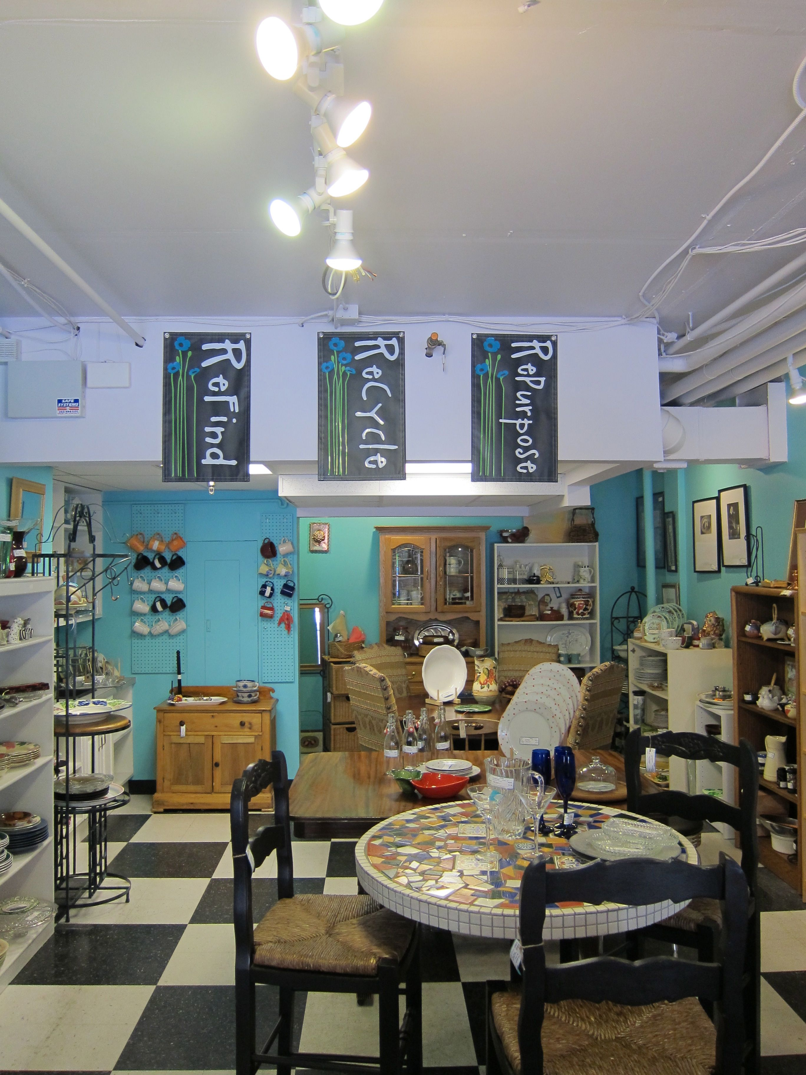 Refind Recycle Repurpose Clutter Consignment Furniture Cool