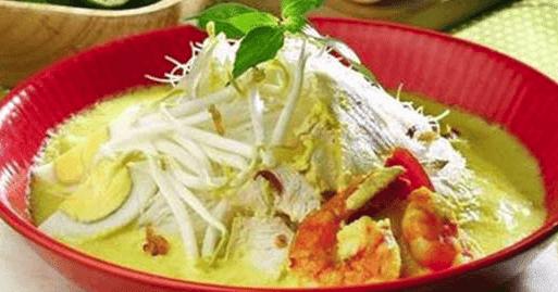 Resep Laksa Bogor Oncom Asli Enaknya Resep Masakan Indonesia Resep Masakan Masakan Indonesia
