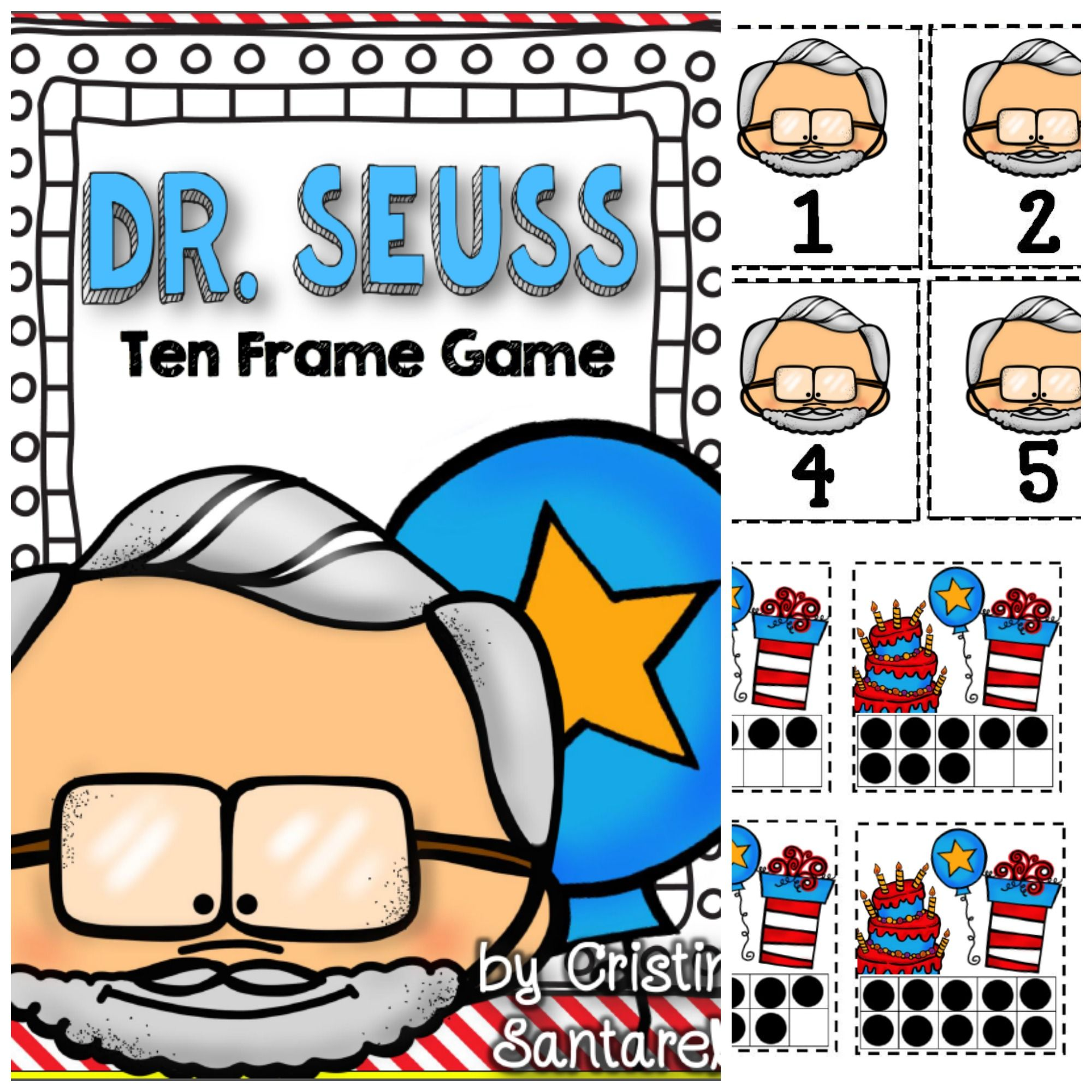 Dr Seuss Freebie Llow For Free Too Neat Not To