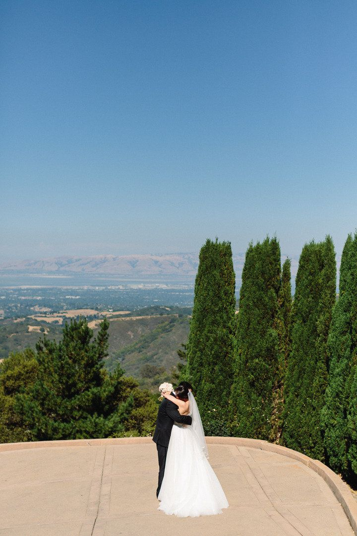 Thomas Fogarty Winery Wedding from Erin Hearts Court