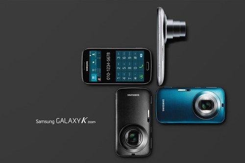 Samsung Galaxy K Zoom yaitu jenis perangkat yang kamu