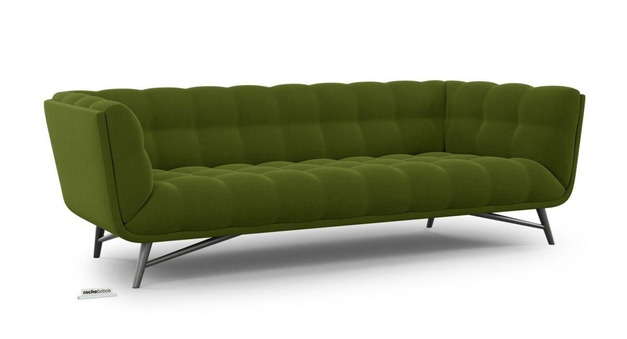 Profile Large 4 Seat Sofa Roche Bobois Br Profile Large 3 Seat  # Muebles Yohanna