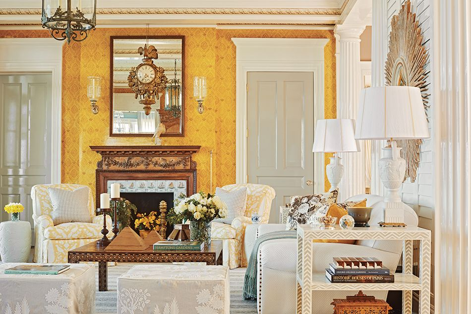Marshall Watson Wants His Rooms To Tell A Story Hamptons House