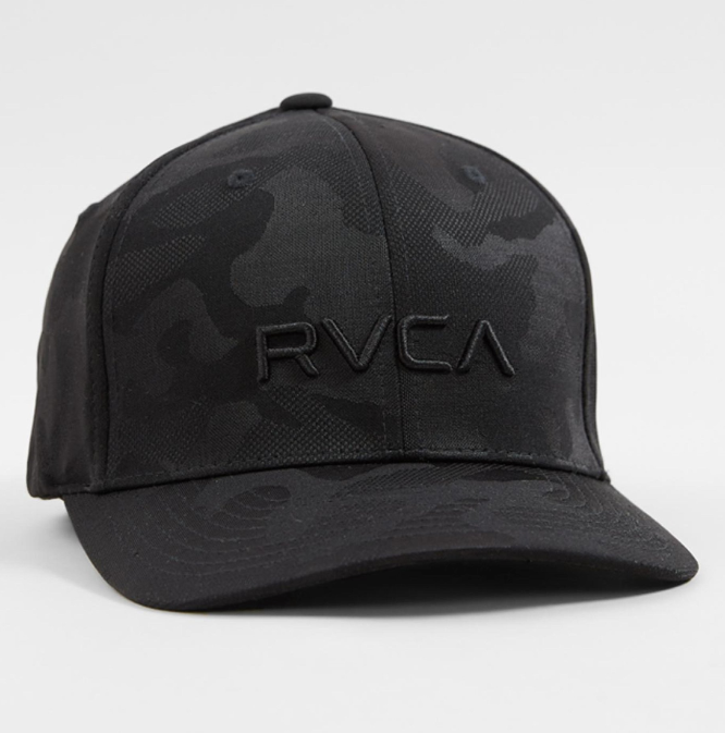 c92ee0f44 6 panel camo Flexfit hat from RVCA | Buckle | Gifts for Him in 2019 ...