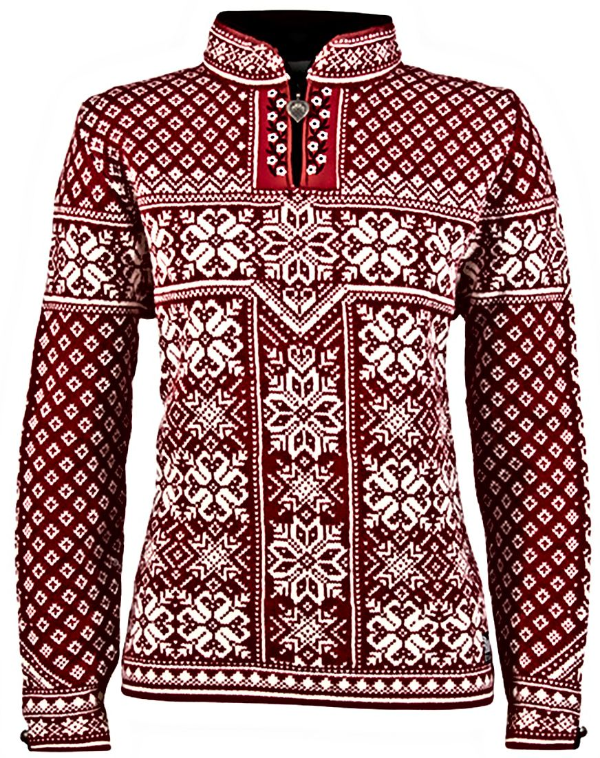 Photo of Dale of Norway Norwegian Sweater – World Championship Ski Are Pullover