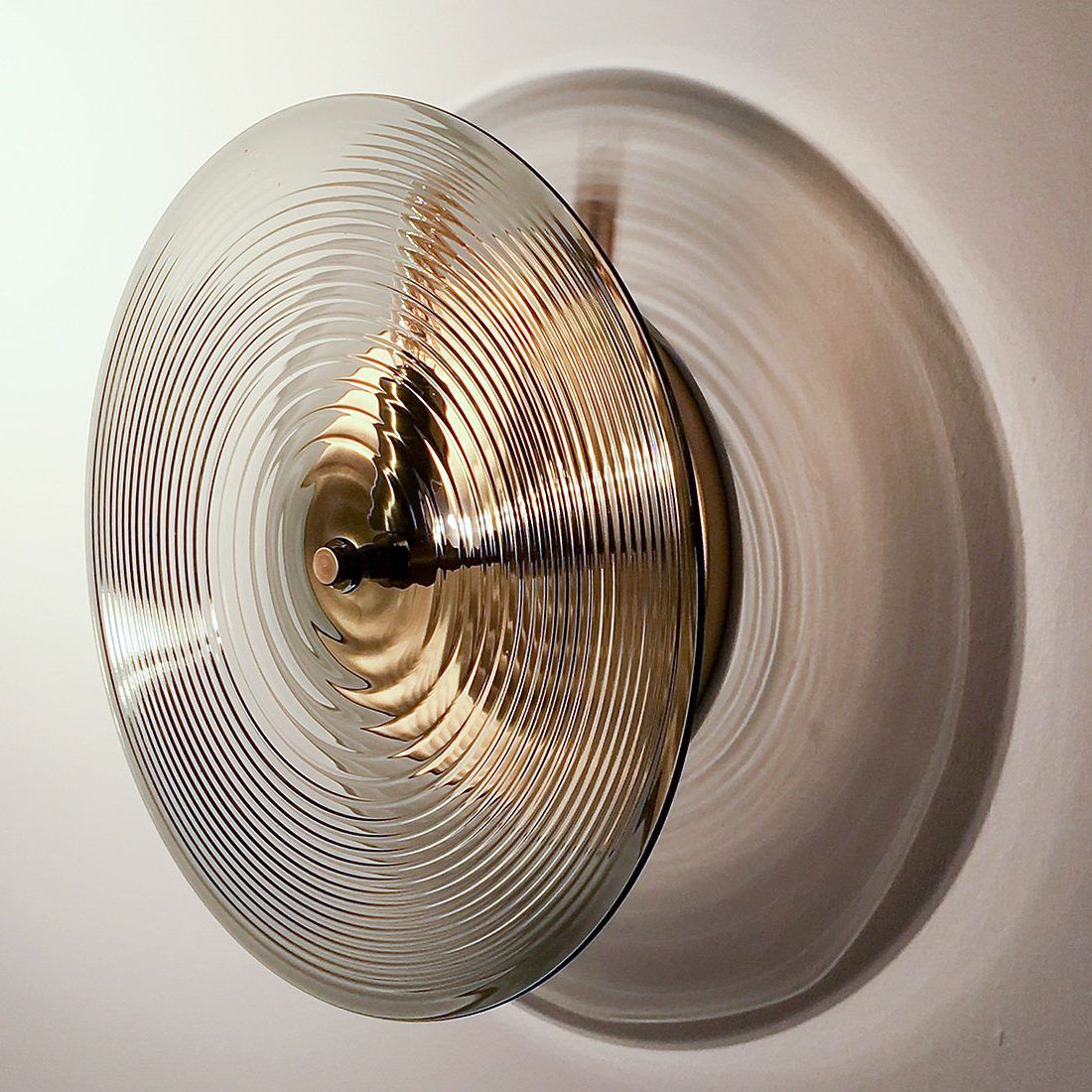 Rondel Sconce Tracy Glover Studio Official Website Glass Wall Lights Sconce Lighting Lighting Inspiration