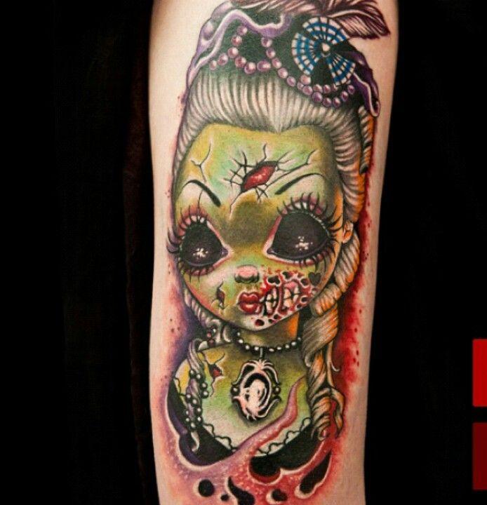 f951916c3c895 New Age Frankenstein Cute Tattoos Art Piercing Pinterest