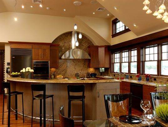 Kitchen Designsken Kelly  Wood Mode Bentwood Custom Kitchens Glamorous Kitchen Design By Ken Kelly Design Ideas