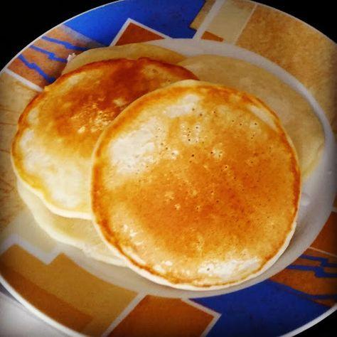 american pancake ohne ei essen und trinken rezepte. Black Bedroom Furniture Sets. Home Design Ideas