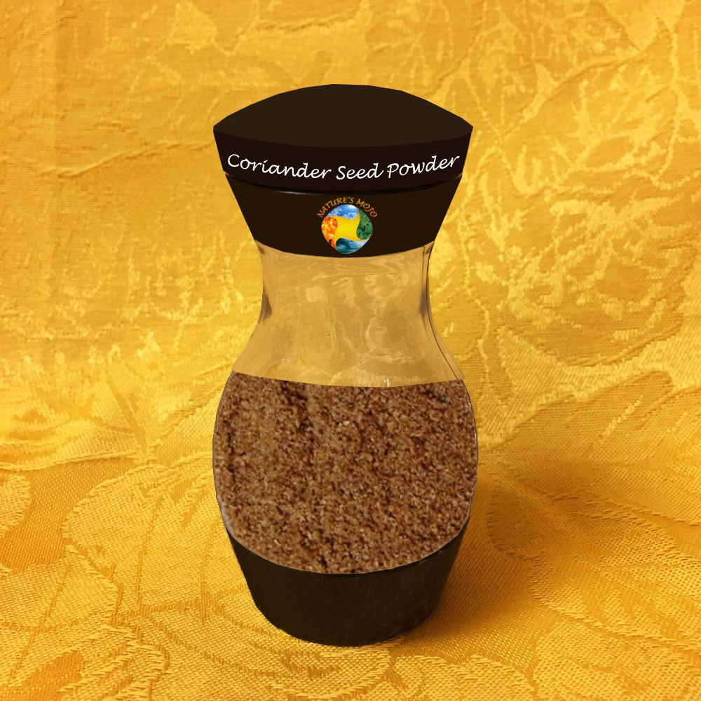 Coriander Seed Powder Shaker