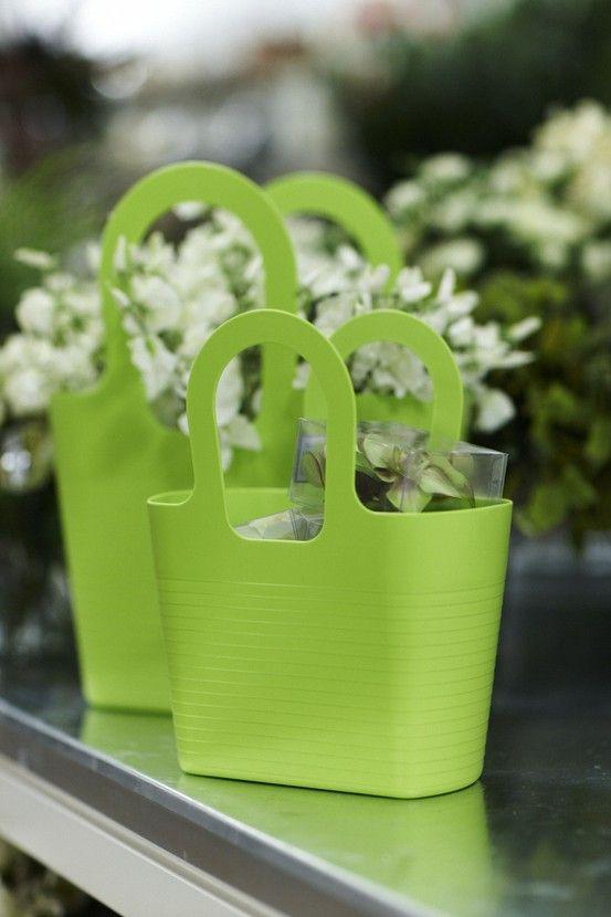 maceta verde elho | Macetas | Pinterest