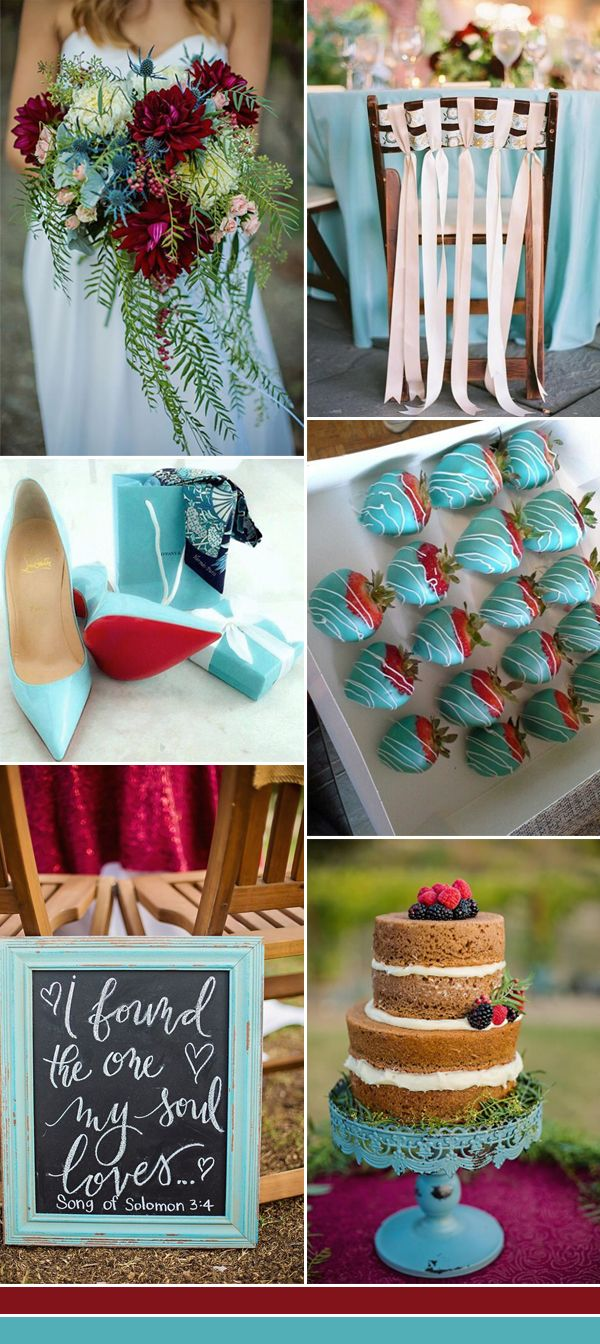 5d61e1a45f1 The Best Shades of Blue Wedding Color Ideas for 2017 in 2019 ...