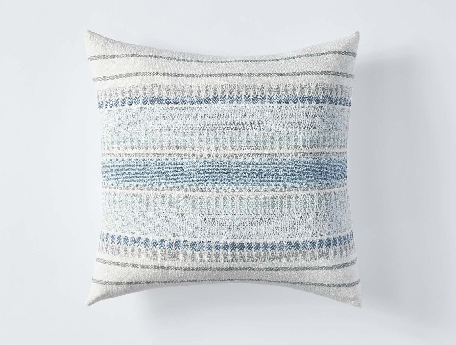 Light Blue Pillow Cover Decorative