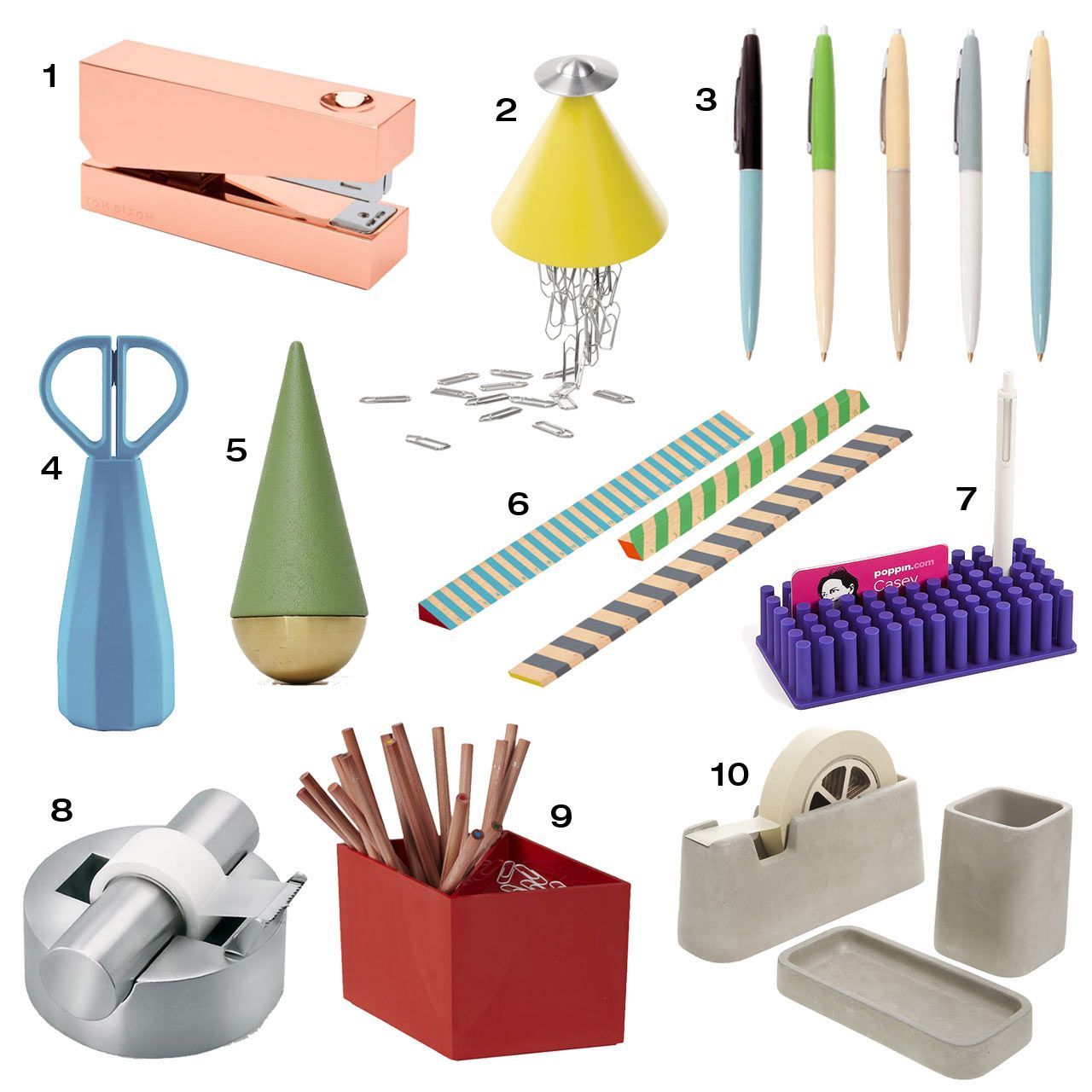 10 Modern Office Supplies To Up Your Desk Game Office Supplies