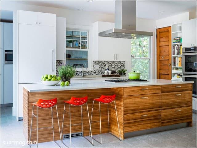 اسعار المطابخ الخشب 2020 افضل واجمل انواع المطابخ بالصور Modern Kitchen Kitchen Kitchen Prices