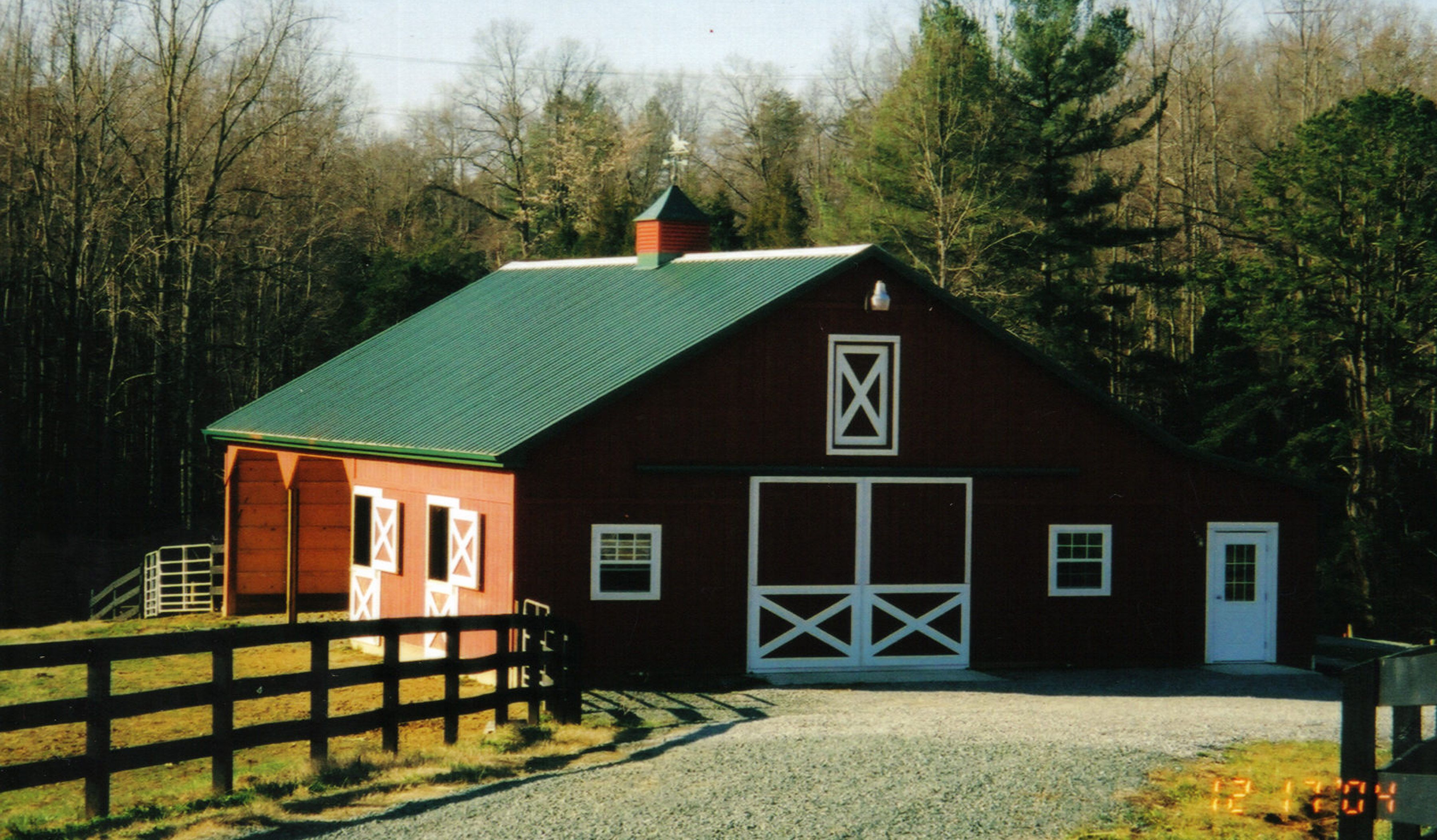 Building horse barn designs i have to admit i love the for Horse barn designs