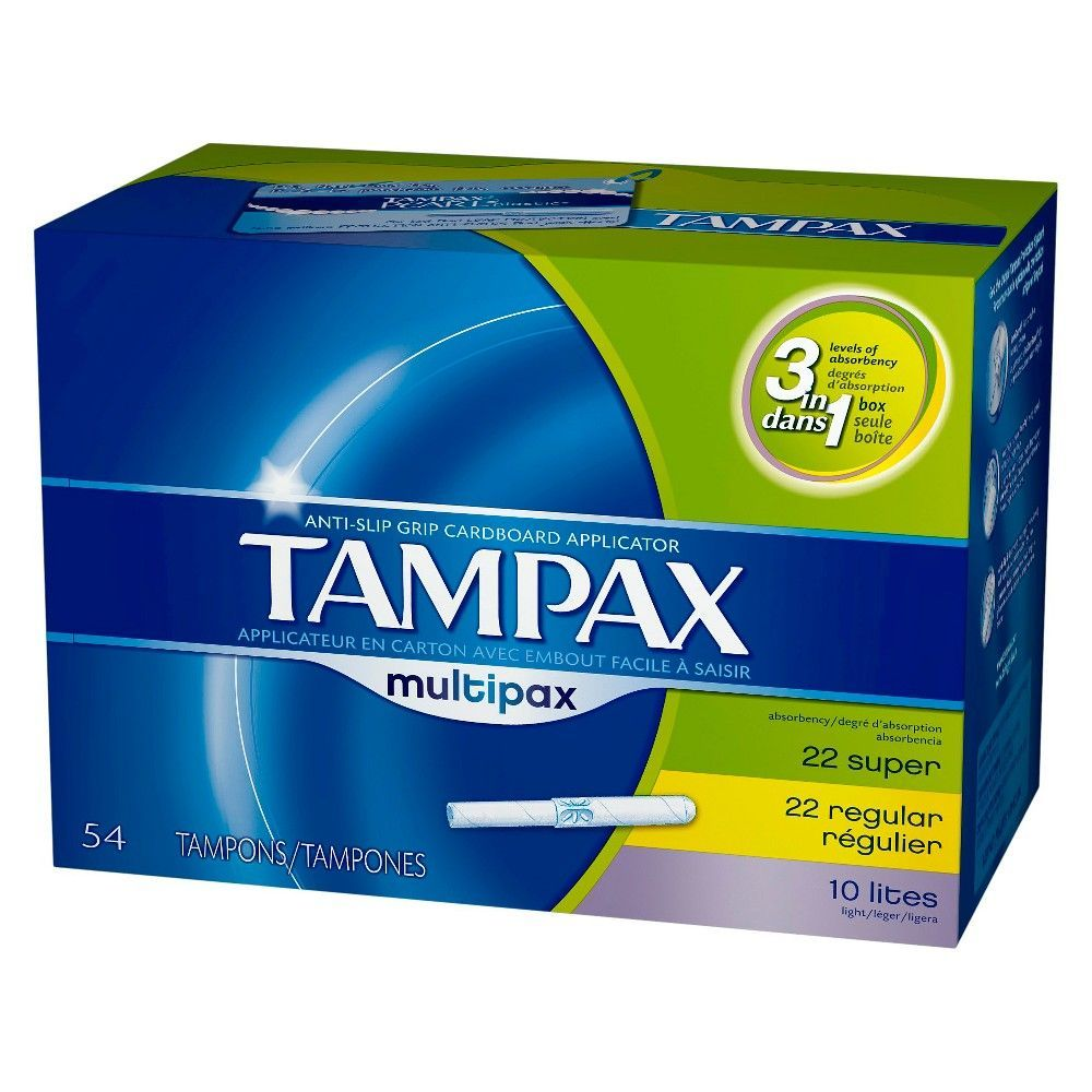 Tampax Mini Tampons With Applicator
