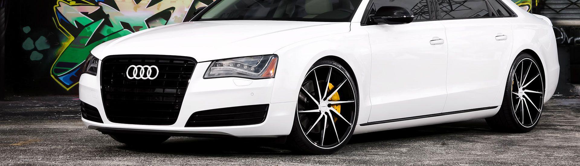 Audi A8 Window Tint