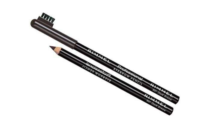 Pin for Later: The Best Drugstore Products to Define Your Arches Rimmel Professional Eyebrow Pencil