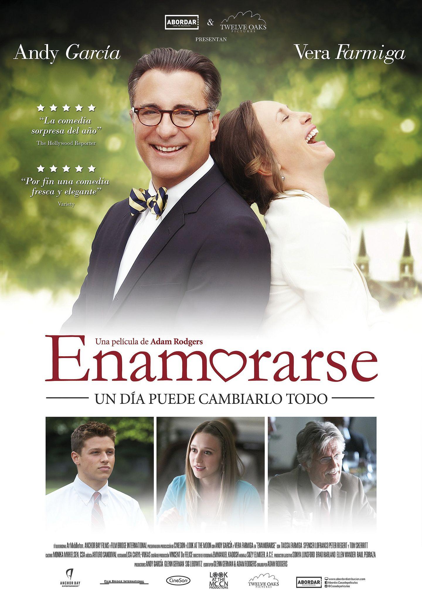 Enamorarse Andy Garcia Peliculas Cine