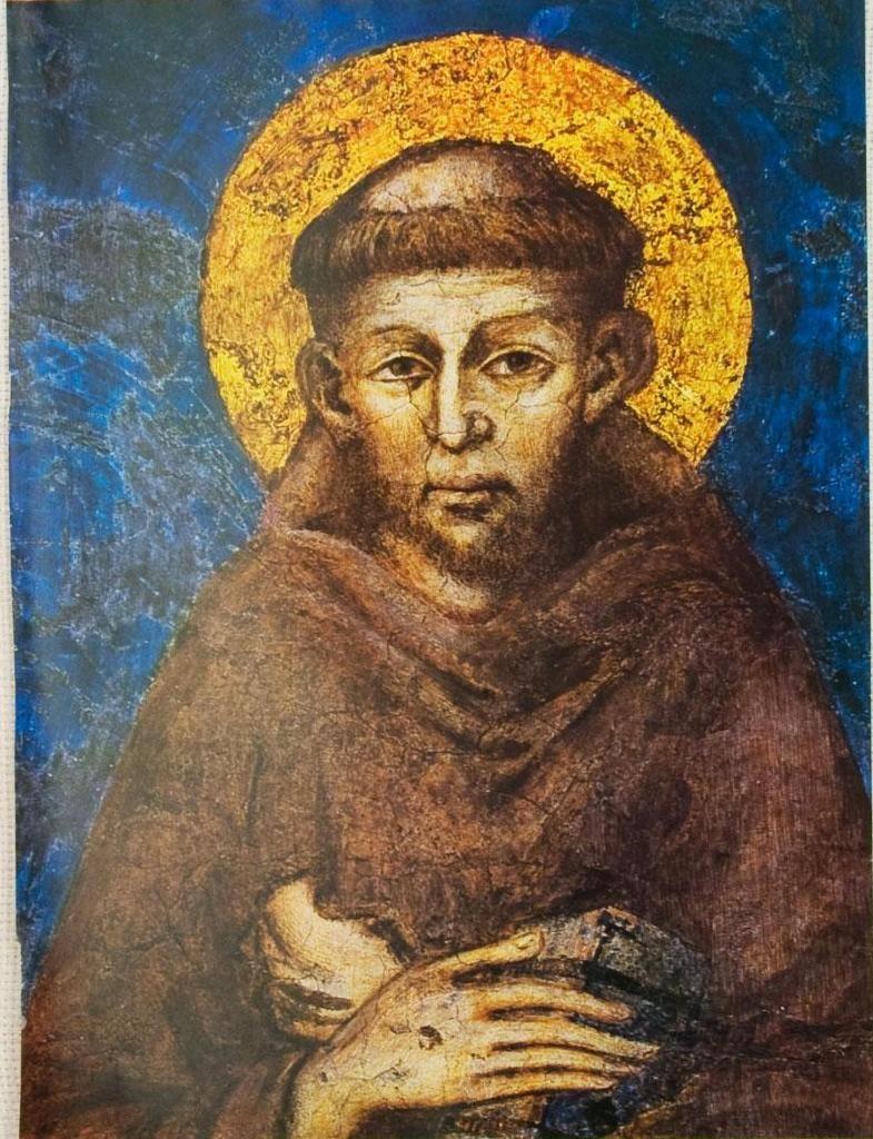 San Francesco | Letteratura italiana del Medioevo e del ...