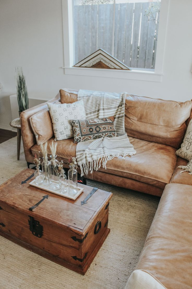 From  something home style mix of mid century modern bohemian and industrial interior apartment decor decoration ideas also ways to make room feel finished  advice rh pinterest