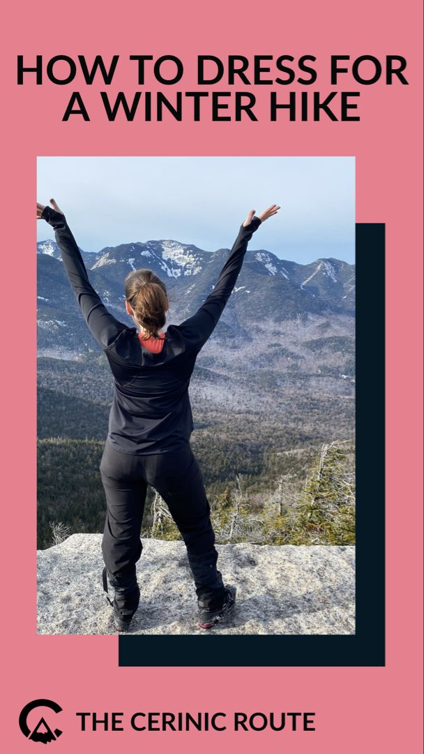 What #clothes to #wear on a #winter #hike and what #hiking #gear you will need!