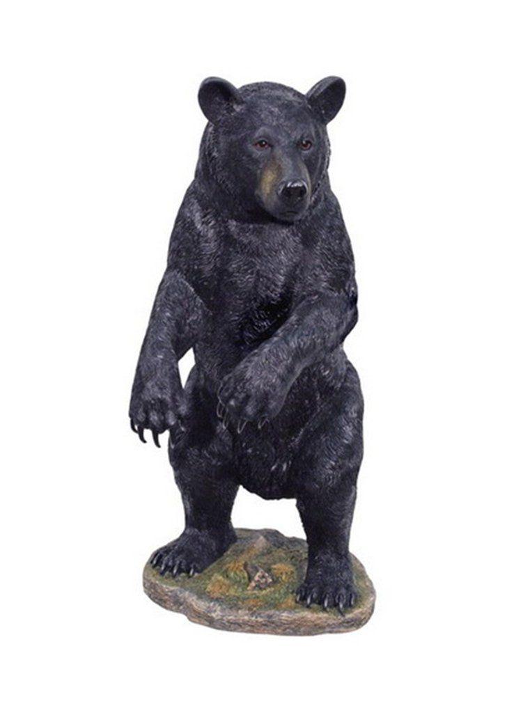 Standing Bear Garden Statue