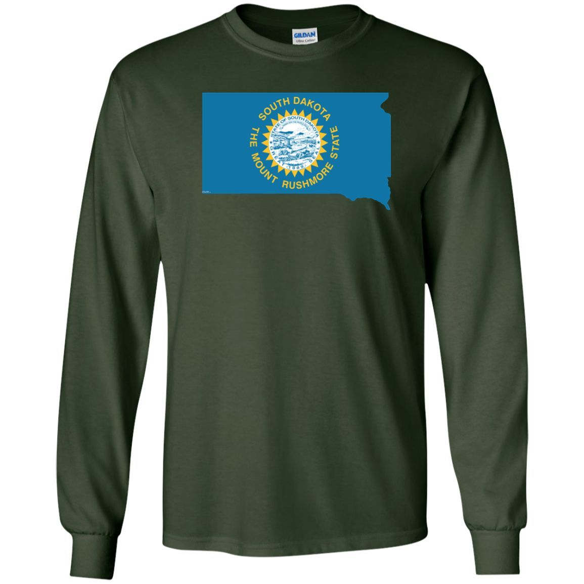 SD State Flag LS