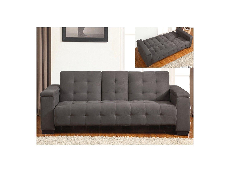Clic Design Sofa Red Sectional Ideas Sofá Cama 3 Plazas Clac Devonshire De Microfibra