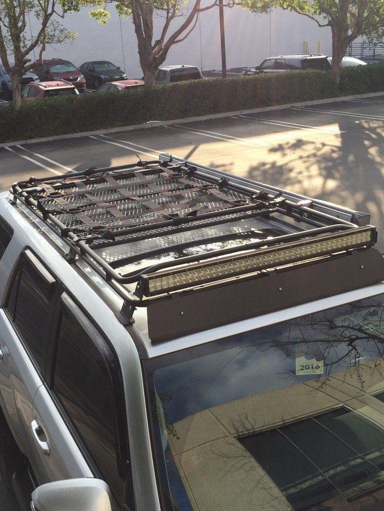 5th Gen Toyota 4runner Raingler Roof Rack Net For Gobi