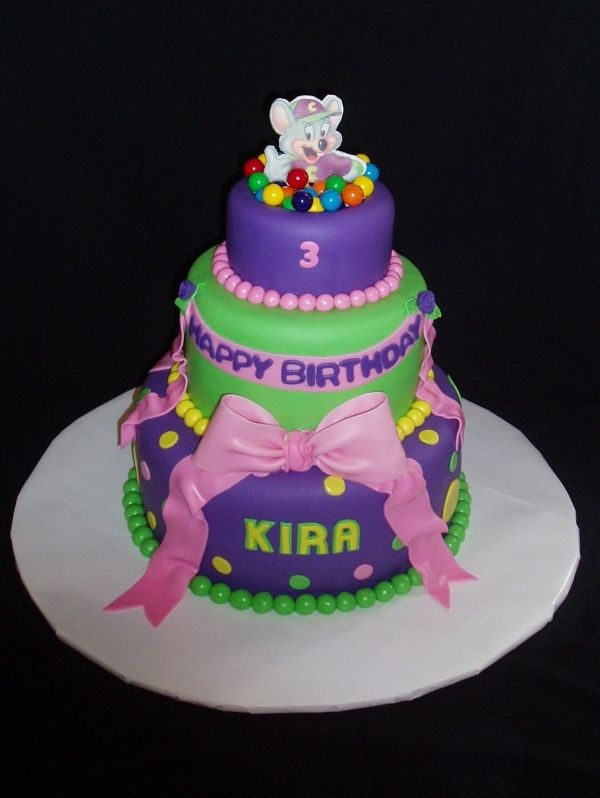 Image detail for Chuck E Cheese by Goonergirl on Cake Central
