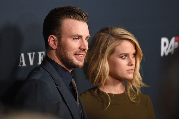 """Chris Evans Photos Photos - Actor Chris Evans attends the premiere of Radius and G4 Productions' """"Before We Go"""" at ArcLight Cinemas on September 2, 2015 in Hollywood, California. - An Alternative View of Radius and G4 Productions' 'Before We Go'"""