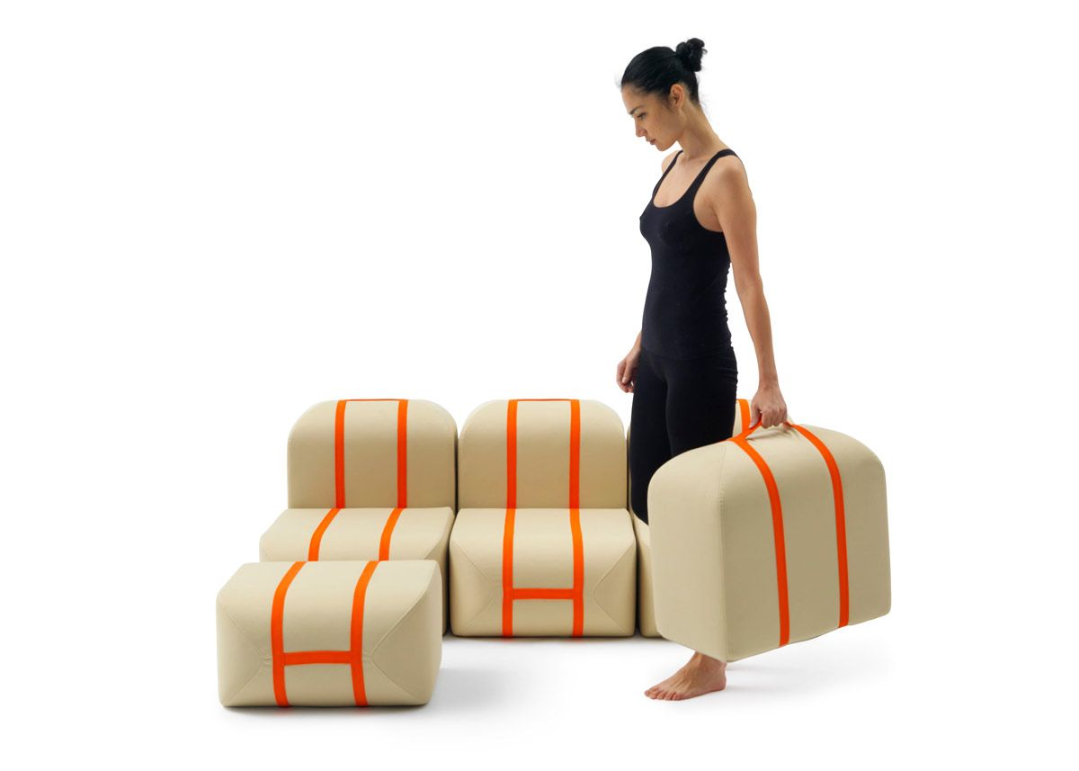 Modular Sofa · Matali Crassetu0027s Feeling For Design