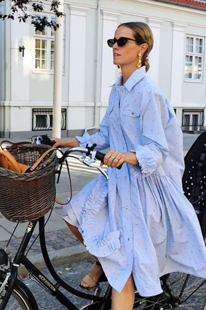 I'm Really Into These 31 Outfits From Copenhagen Fashion Week #florists
