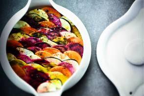 Cookpot de légumes et fruits d'automne par Alain Ducasse