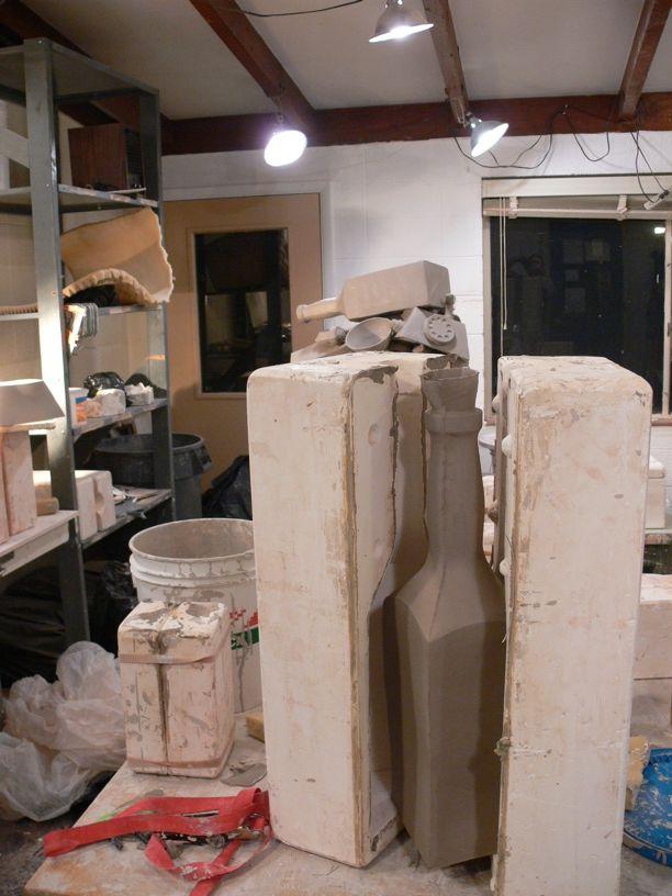 latex muschi molding