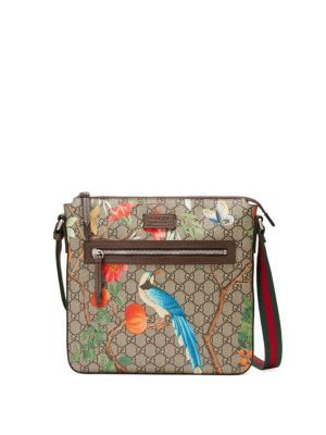 a8c42f7080e GUCCI Gucci Tian Gg Supreme Messenger Bag.  gucci  bags  shoulder bags   lining  canvas  nylon  suede