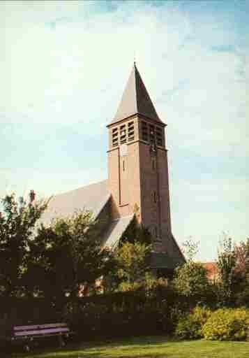 PKN kerk in Nieuwdorp